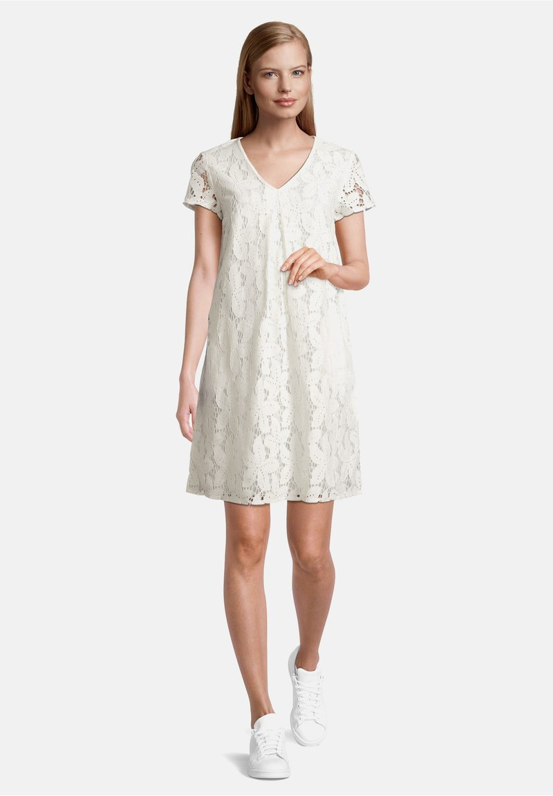 Betty Barclay - Cocktail dress / Party dress - rohweiß