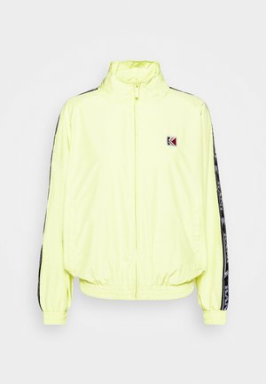 OG TAPE TRACK JACKET - Trainingsjacke - yellow