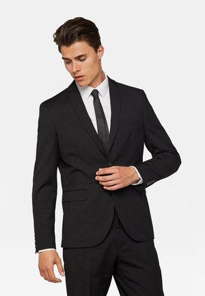 REGULAR FIT  - Suit jacket - black