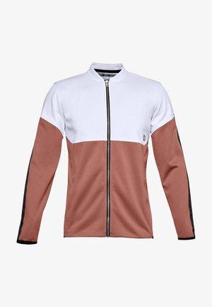 Training jacket - onyx white