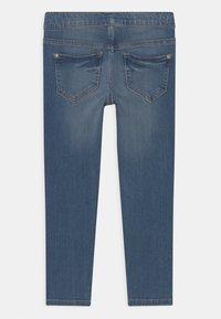 Lindex - MINI TROUSERS MARTINA - Jeans Skinny Fit - blue denim - 1