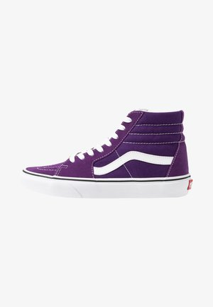 SK8 UNISEX - High-top trainers - purple/white