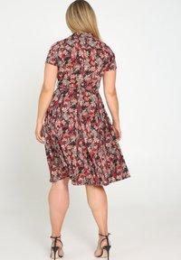 Paprika - MIT BLUMENAUFDRUCK - Day dress - multicolor - 2