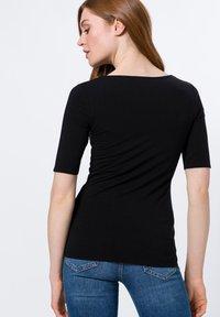 zero - Basic T-shirt - black - 1