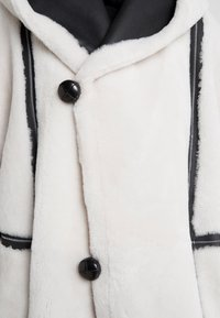 VSP - HOOD COAT REVERSIABLE - Classic coat - black/white - 7