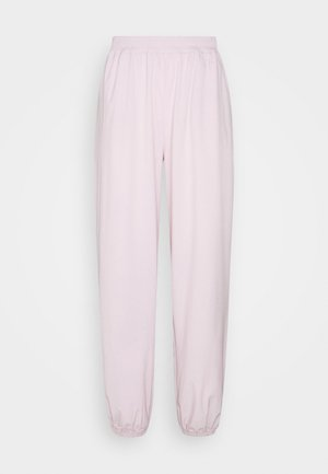 NA-KD X ZALANDO EXCLUSIVE - SPORTY FABRIC PANTS - Spodnie treningowe - lilac