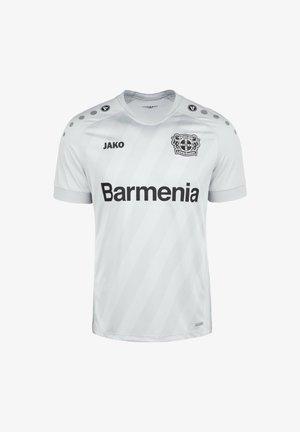BAYER 04 LEVERKUSEN TRIKOT 3RD 2019/2020 HERREN - Camiseta estampada - grey