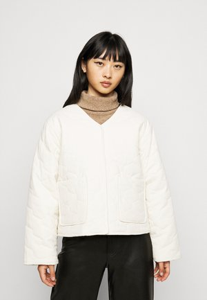 SLFVALENTINA PADDED JACKET - Light jacket - birch