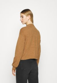 Pieces - PCAMALIE - Jumper - toasted coconut - 2
