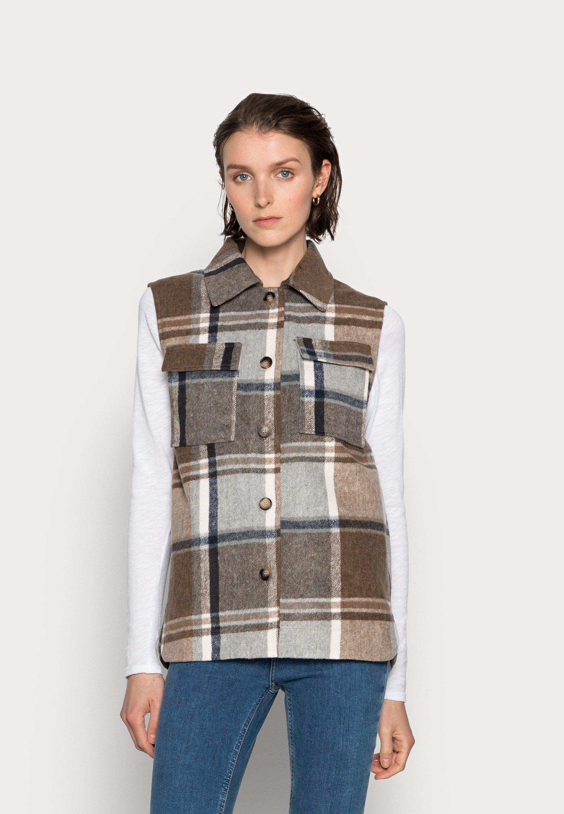 Women TOMINE WAIST COAT - Waistcoat