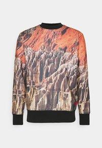 ALL OVER PRINT CANYON  - Sweatshirt - multi-coloured