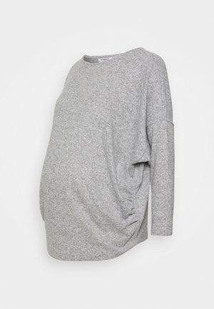 COSY - Long sleeved top - grey