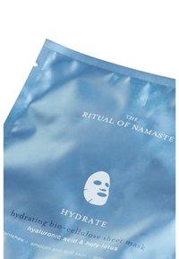 Rituals - THE RITUAL OF NAMASTÉ HYDRATING SHEET MASK - Face mask - - - 2
