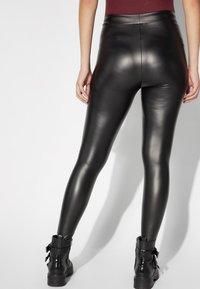 Tezenis - Leggings - Trousers - nero - 2