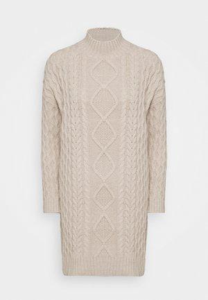 OIDIO - Jumper dress - beige