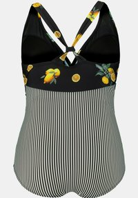 Ulla Popken - Swimsuit - schwarz - 2