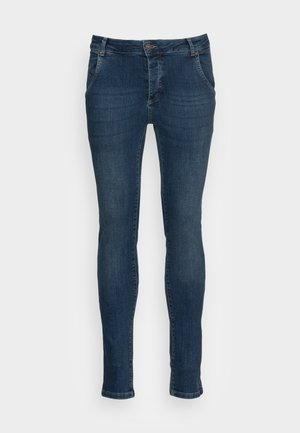 SLIM FIT - Jean slim - vintage dark blue