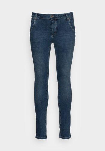SLIM FIT - Slim fit jeans - vintage dark blue