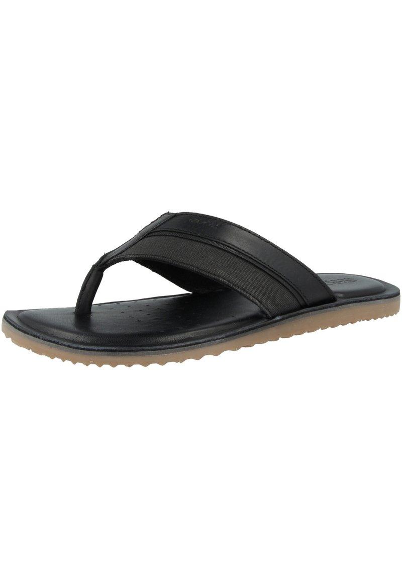 Geox - ARTIE - T-bar sandals - black