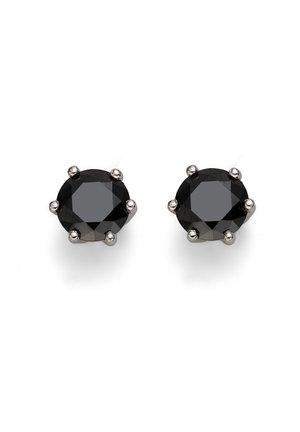 BRILLIANCE - Earrings - schwarz