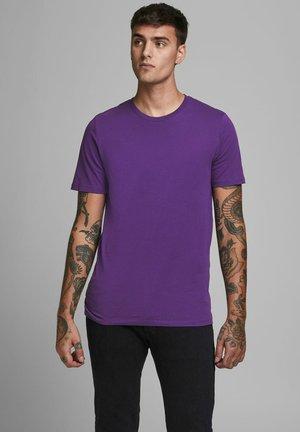 JJEORGANIC - Basic T-shirt - acai