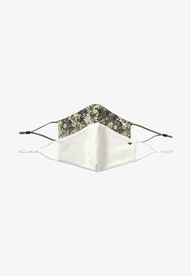 2 PACK - Stoffen mondkapje - camouflage aop