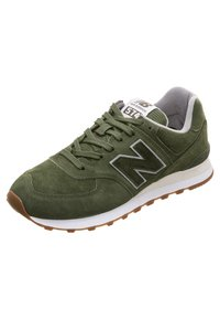 New Balance - ML574 - Trainers - covert green - 2