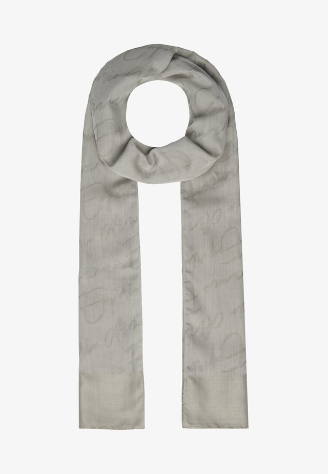STOLE SIGNITURE - Schal - pearl grey