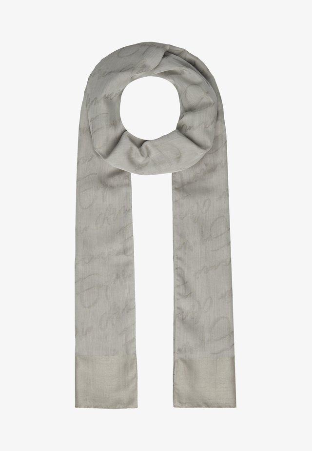 STOLE SIGNITURE - Huivi - pearl grey