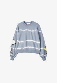 PULL&BEAR - Sweatshirt - blue - 4