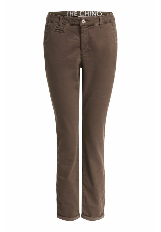 IN SLIM FIT - Chino - sequoia
