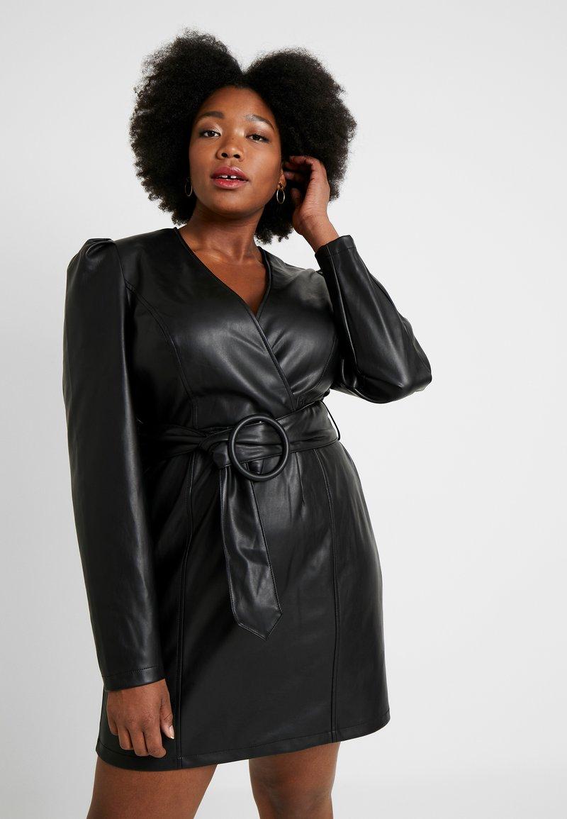River Island Plus - Cocktail dress / Party dress - black