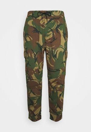 CARGOJOGGRM5 ATHLETIC - Teplákové kalhoty - british elmwood