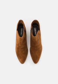 Anna Field - LEATHER - Ankle boots - cognac - 5