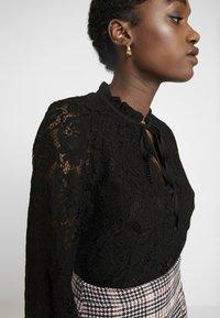 Fashion Union - ROSA - Bluser - black - 4