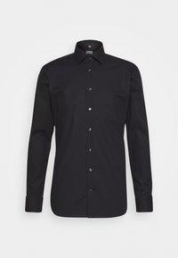 Seidensticker - MODERN KENT X SLIM - Formal shirt - black - 3