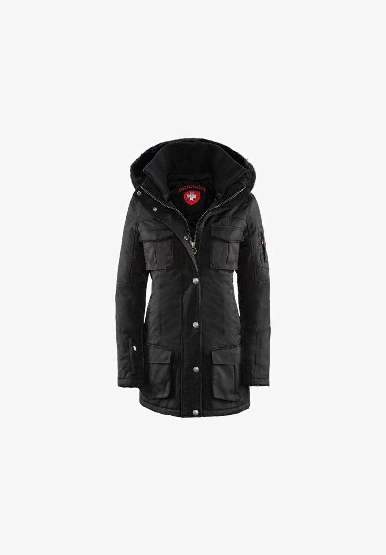 Wellensteyn - Winter coat - schwarz