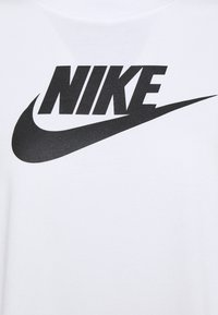 Nike Sportswear - DRESS FUTURA - Vestido ligero - white - 6