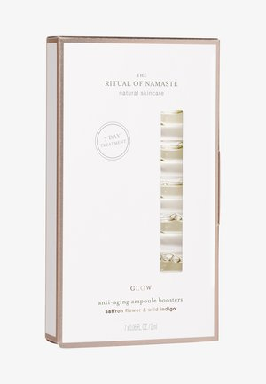 THE RITUAL OF NAMASTÉ ANTI-AGING AMPOULE BOOSTERS - Anti-Aging - -
