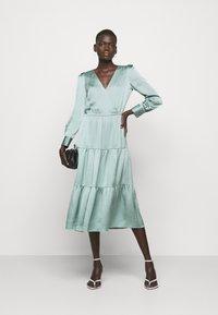 HUGO - KIMUSA - Cocktail dress / Party dress - light/pastel green - 1