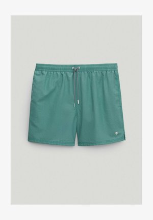 Swimming trunks - green