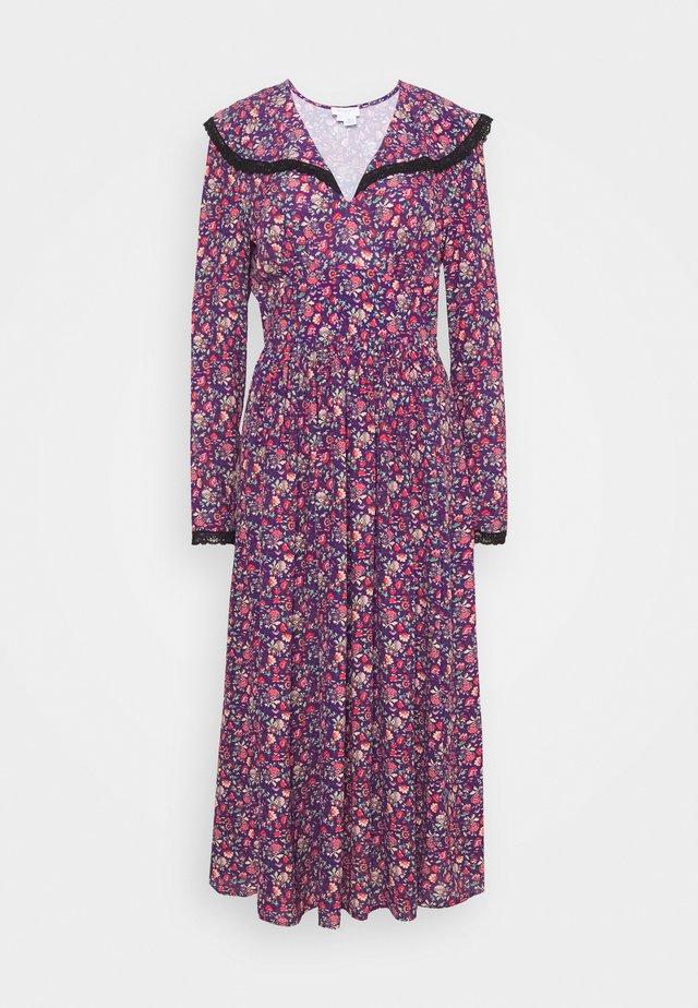 FABLE DRESS - Vestito lungo - purple