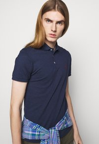 Polo Ralph Lauren - SLIM FIT - Polo - fresco blue heath - 4