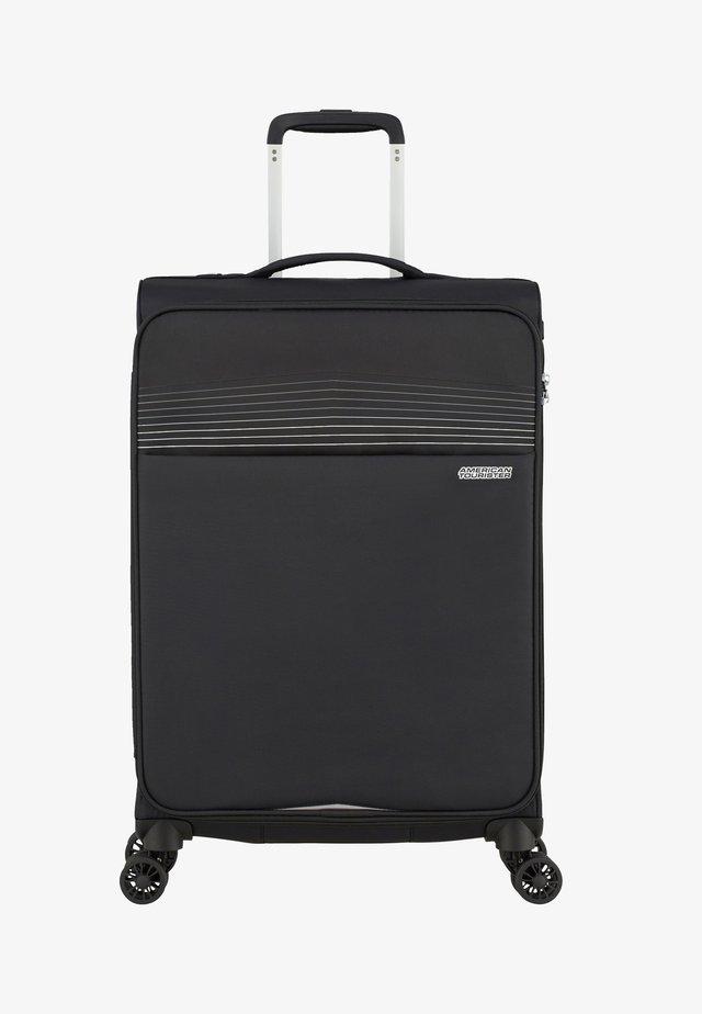 LITE RAY  - Wheeled suitcase - black