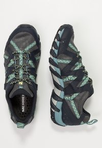 Merrell - WATERPRO MAIPO 2 - Hiking shoes - navy smoke - 1