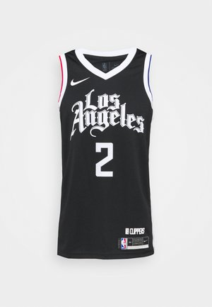 NBA LOS ANGELES CLIPPERS KAWHI LEONARD CITY EDITION SWINGMAN - Article de supporter - black/white