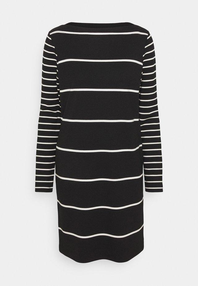 KURZ - Sukienka z dżerseju - black