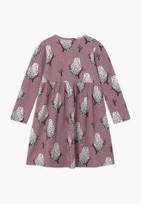 Walkiddy - Jersey dress - purple - 1