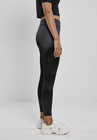Urban Classics - Leggings - Trousers - black - 4