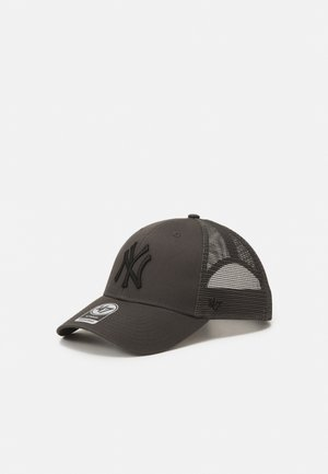 NEW YORK YANKEES BRANSON '47 UNISEX - Cap - charcoal
